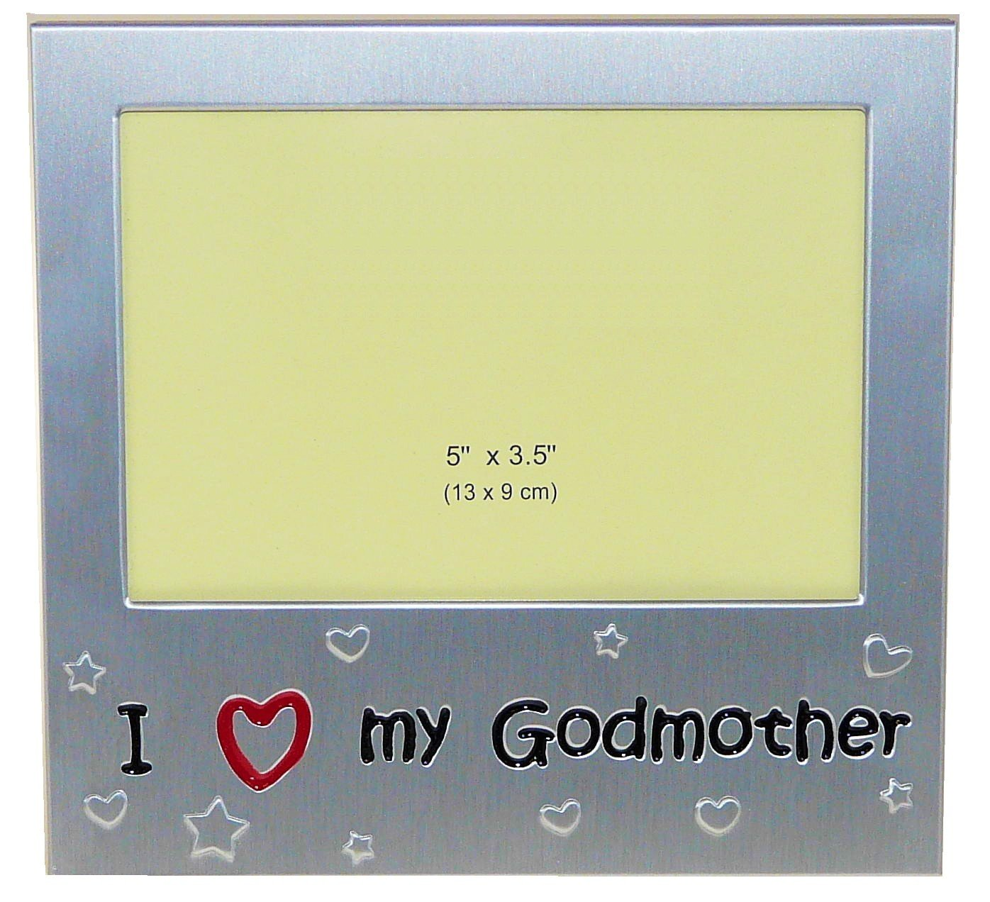 I Love My Godmother Photo Picture Frame Gift 5 x 3.5