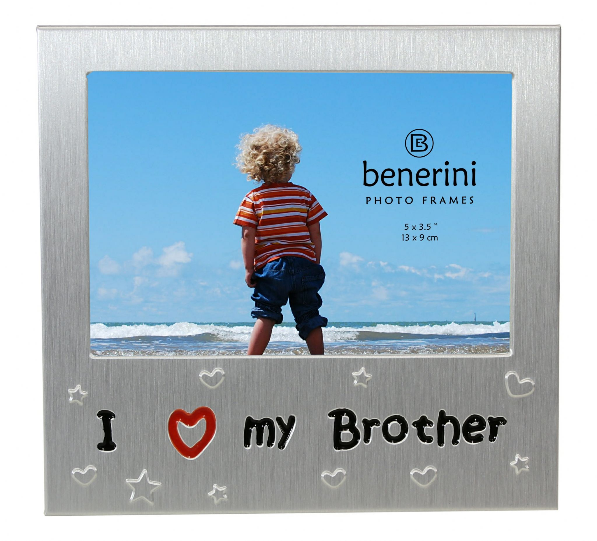 I Love My Brother Photo Frame 5 X 35 13 X 9 Cm